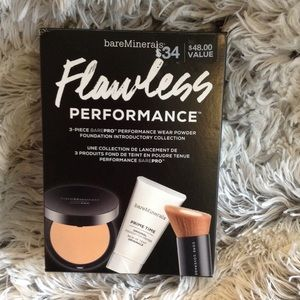 bareMinerals Flawless Performance Bare Pro Powder